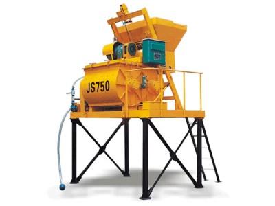 详细描述:   js750强制式混凝土搅拌机